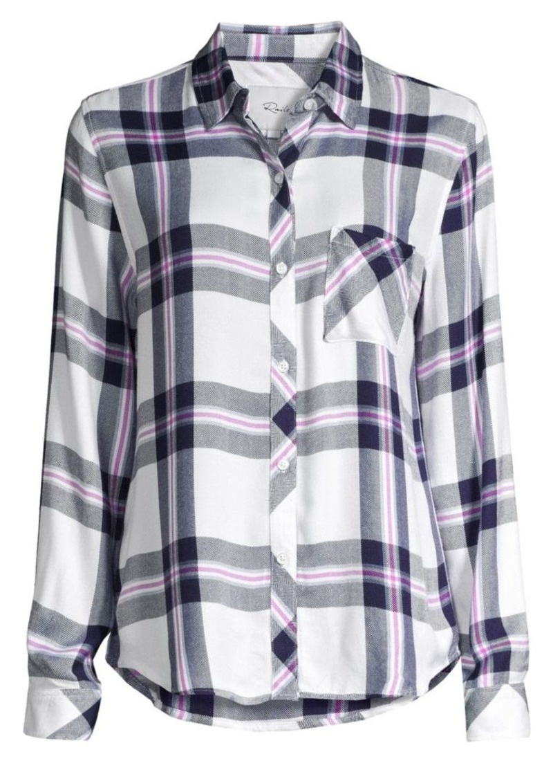 Rails Hunter Plaid Blouse