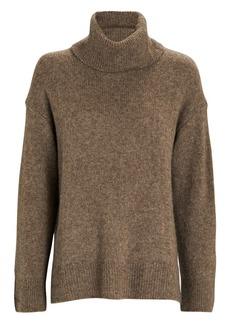 Rails Imogen Cashmere-Silk Turtleneck Sweater