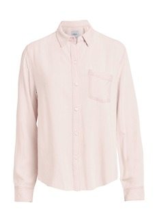 Rails Ingrid Raw Hem Shirt
