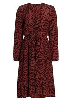 Rails Jade Tiger-Print Dress