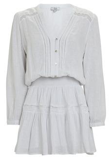 Rails Jasmine Smocked Mini Dress