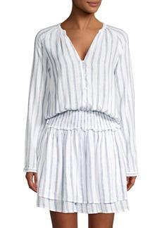 Rails Jasmine Striped Blouson Dress
