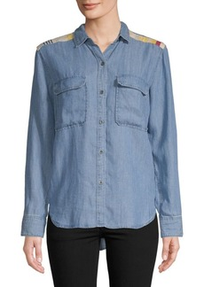 Rails Jimi Denim Button-Down Shirt