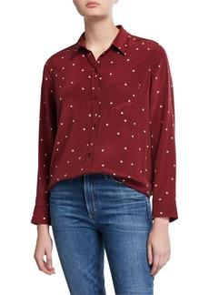 Rails Kate Stars Silk Shirt