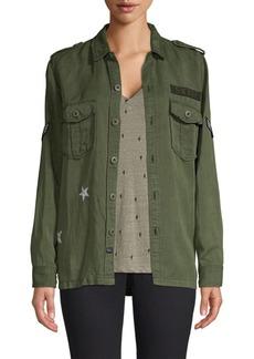 Rails Kato Military Shirt