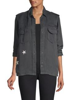 Rails Kato Star Print Military Jacket
