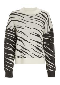 Rails Lana Tiger Stripes Sweater