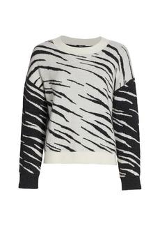 Rails Lana Tiger Sweater