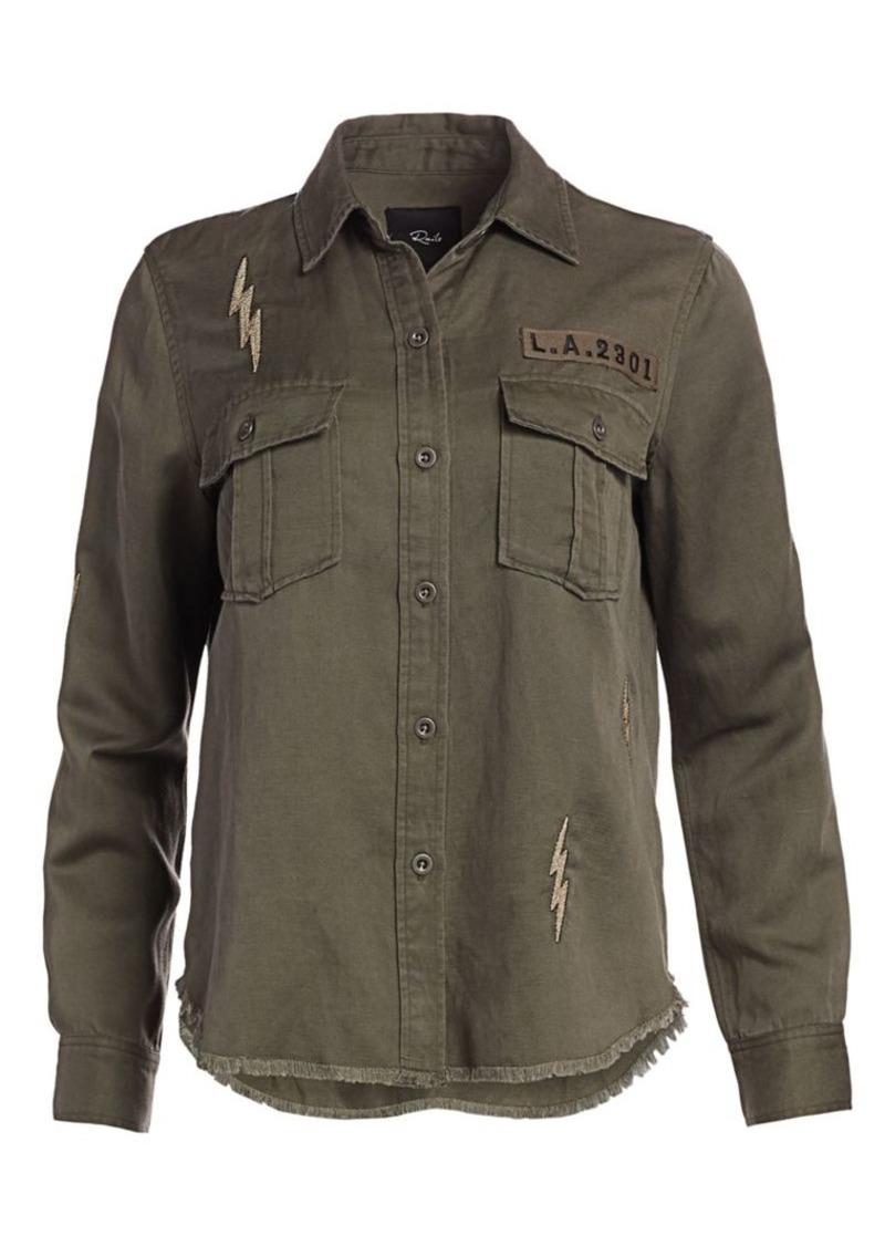 Rails Loren Lightning Shirt Jacket