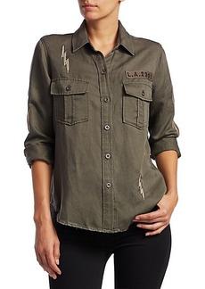 Rails Loren Military Shirt