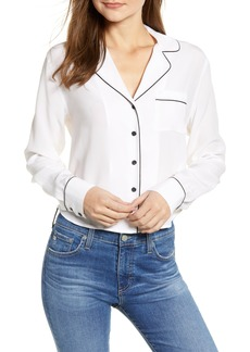 Rails Amara Silk Blouse