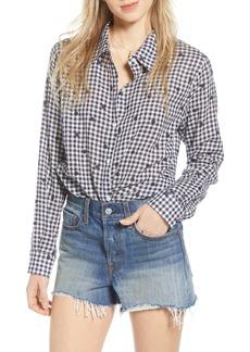 Rails Audrey Linen Blend Shirt