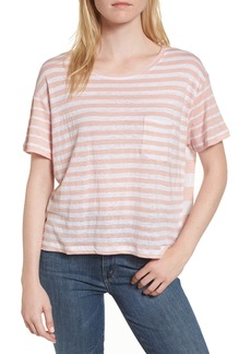 Rails Billie Stripe Pocket Tee