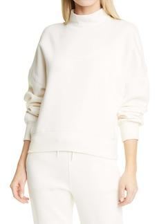 Rails Blaire Blouson Sleeve Cotton Blend Sweatshirt