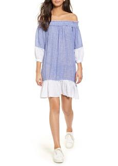 Rails Camilla Off the Shoulder Dress