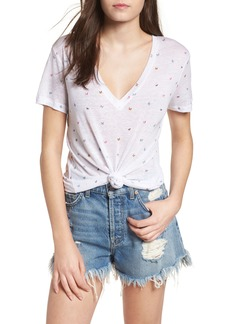 Rails Cara Butterfly Print Tee