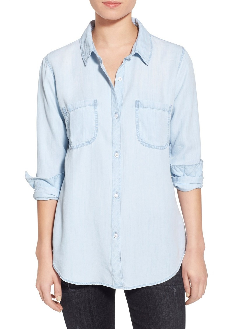 7c3554b616 Rails Rails  Carter  Chambray Shirt