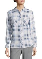 Rails Carter Gingham Long-Sleeve Shirt