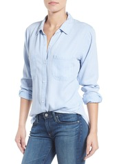 Rails 'Carter' Star Print Chambray Shirt