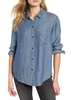 Rails Cass Chambray Top