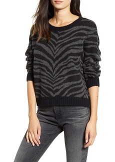 Rails Chance Zebra Sweater