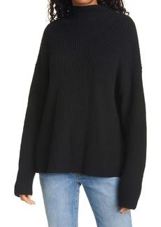 Rails Claudia Oversize Shaker Stitch Sweater