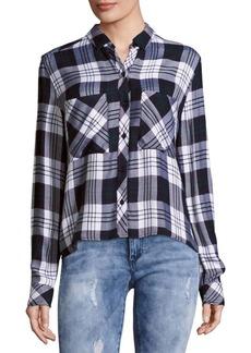 Rails Dylan Plaid Button-Down Shirt