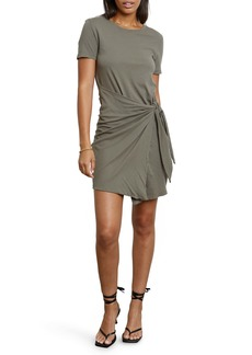 Rails Edie Tie Waist T-Shirt Dress