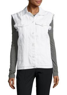 Rails Elsa Solid Button-Down Jacket