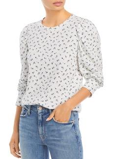 Rails Emilia Floral Print Cotton Top