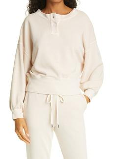 Rails Erin Cotton Blend Sweatshirt