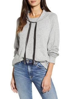 Rails Faith Tie Cowl Neck Sweater