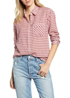 Rails Farrah Check Shirt