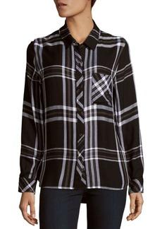 Rails Hunter Long-Sleeve Plaid Shirt