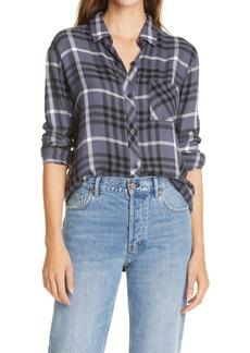 Rails Hunter Plaid Button-Up Flannel Shirt