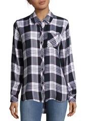 Rails Hunter Plaid Long-Sleeve Shirt