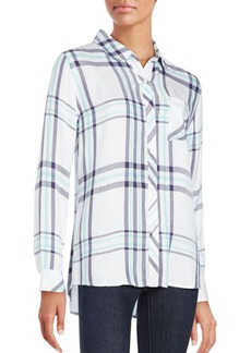 Rails Hunter Plaid Long Sleeve Top