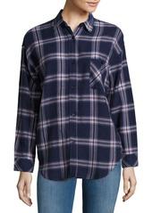 Rails Jackson Windowpane Check Shirt