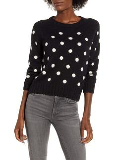 Rails Janine Polka Dot Sweater