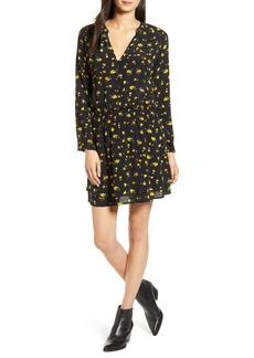 Rails Jasmine Print Long Sleeve Dress