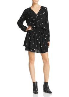 Rails Jasmine Tiered Star Print Dress