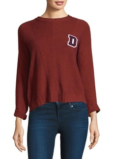 Rails Joanna Letter D Sweater