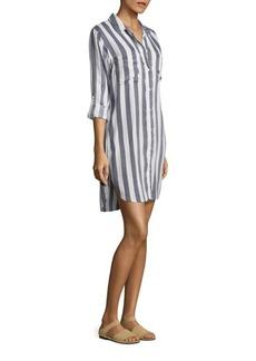 Rails Julian Striped Shirt Dress