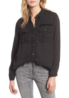 Rails Kent Button Up Blouse