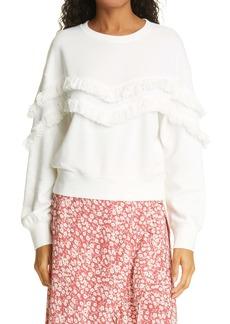 Rails Kinsey Fringe Sweatshirt