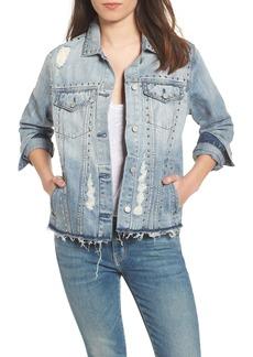 Rails Knox Studded Denim Jacket
