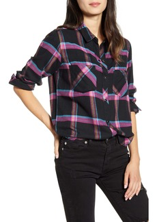 Rails Leo Plaid Flannel Shirt