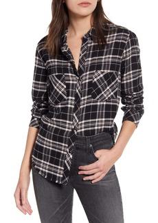 Rails Leo Plaid Flannel Shirt