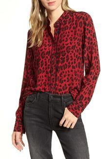 Rails Lillian Leopard Spot Tunic