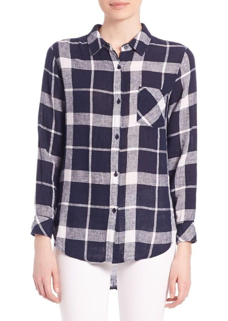 Rails Long Sleeve Plaid Shirt